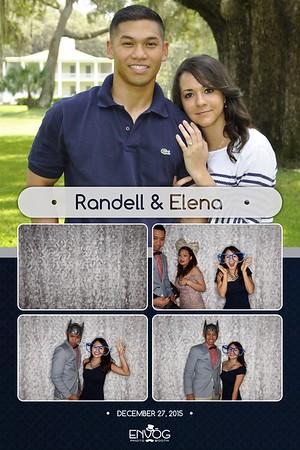Randell & Elena (prints)