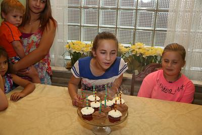 Emily is 11