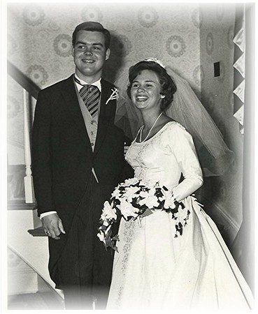 Our Wedding 9/5/1964