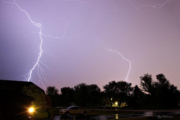 2011 lightning