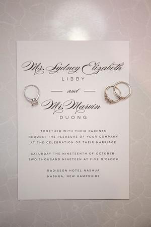 Marvin & Sydney Wedding Album