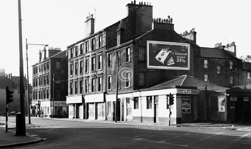 London Rd, south side east of Blackfaulds Place. 