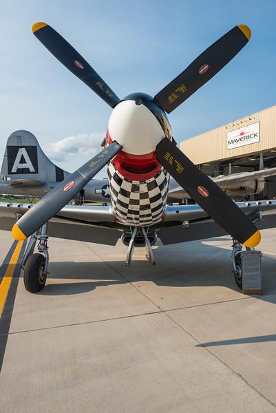 Joe Foss Commemorative Air Force Hangar Dance