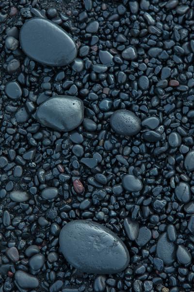 Black Stone Beach Meditation