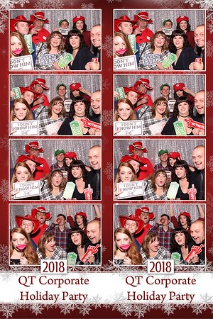 QT Holiday Party 2018