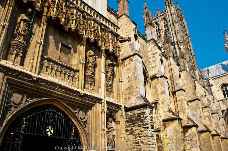 Dover and Canterbury England
