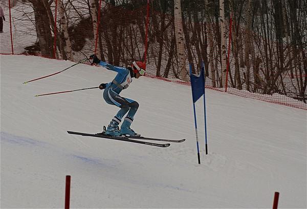 MIAA 2008 Race North Shore Skiiers