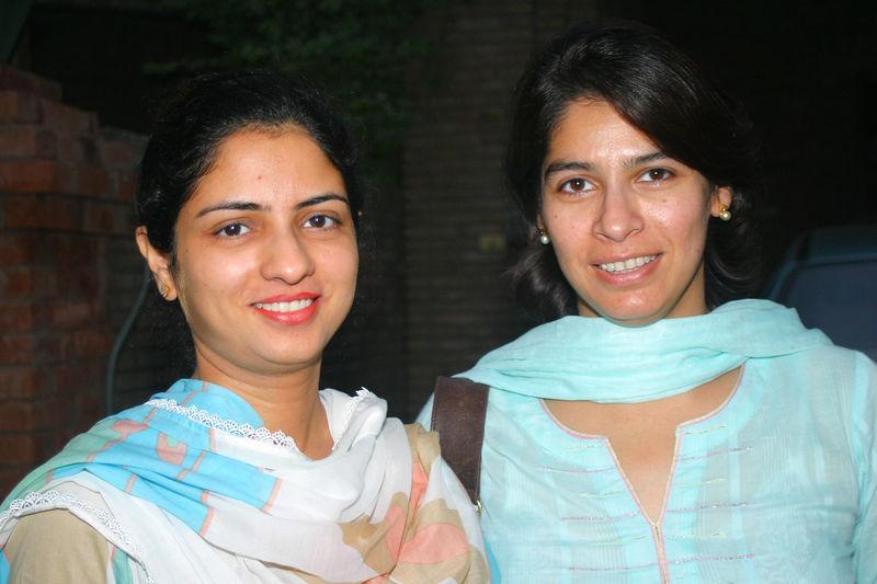 Huma, one of Saadia's best friends and Saadia