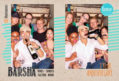 Barsha Wines & Spirits: 1 Year Anniversary