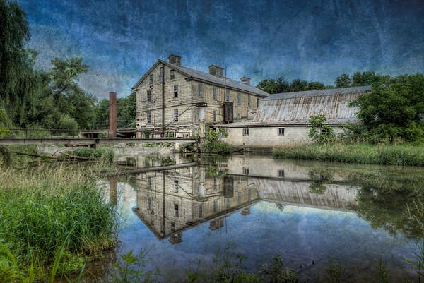 Waterside Woolen mill