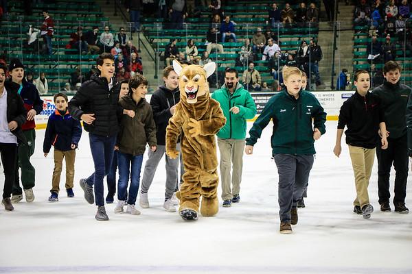 Cardigan at Dartmouth: Hockey
