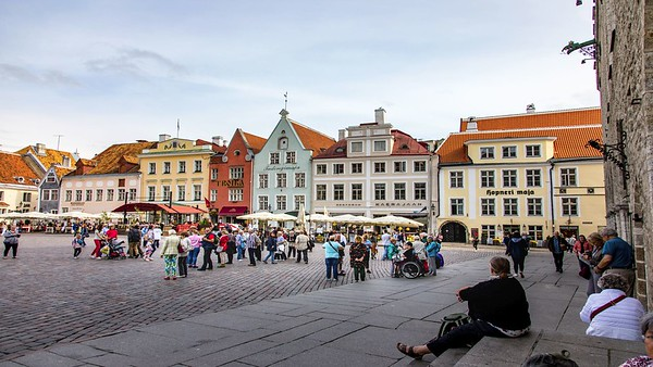 Tallinn Estonia Video Slideshow 2018