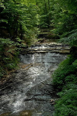 Cuyahoga Valley Water Fall Tour