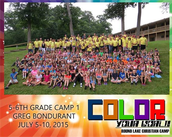 5-6TH  Camp 1