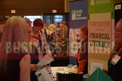 Women in Business Awards Trade Show 2014