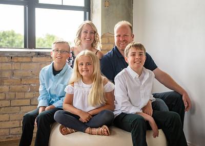 Underbakke Family