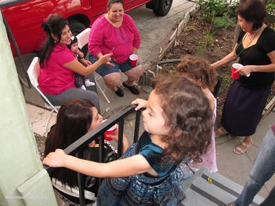 10/24 - Mama Maria's Birthday Party