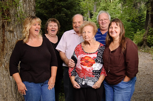Woodmansee Family