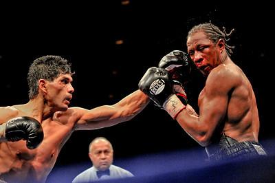 Main Faves - Garcia vs. Thompson