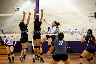 Volleyball 2016 Stockdale v Pearsal