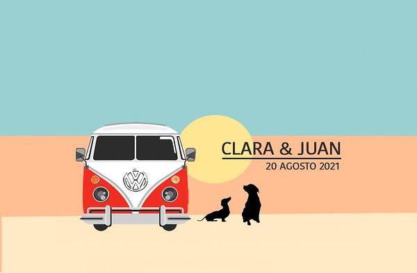 Clara & Juan - 20 agosto 2021