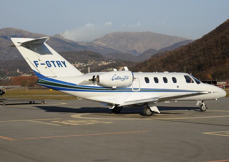 G-GTRY - C525 - 07.12.2011