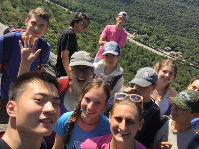 Orientation 2018: Day Hiking Pinkham Notch