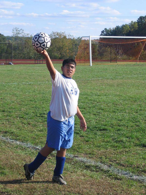 MS Soccer vs. Collegiate