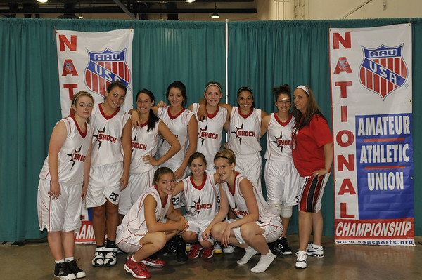 AAU Nationals Vegas 2008