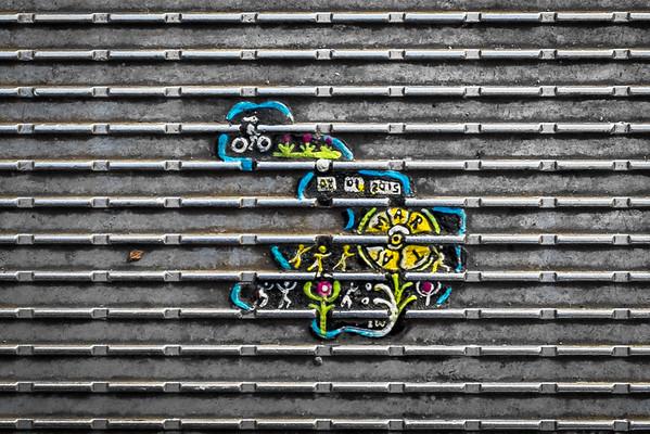 Millenium  brigde gum'art