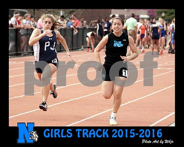 2015-2016 Girls Track & Field