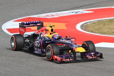 COTA F1 2013