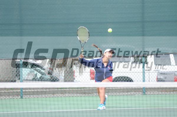 Lake Brantley Girls Tennis 3-7-12