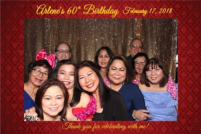 Arlene's 60th Birthday