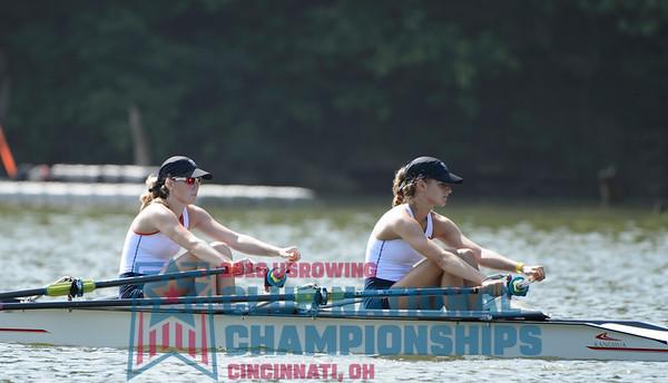 Women's U19 Double Time Trial