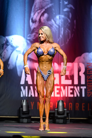 Body fitness Senior open