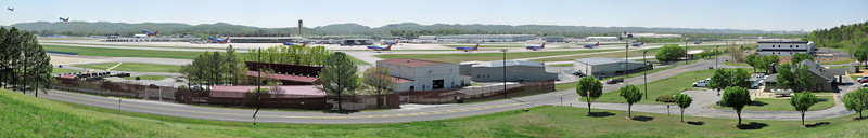 Birmingham Airport Panoramas