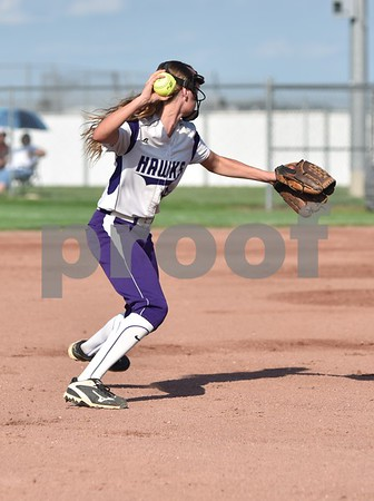 State Softball 2016 Monday 1A Kee vs Belle Plaine