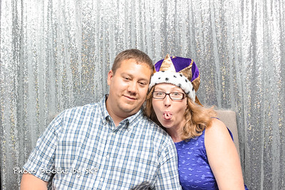 Griffin Wedding Photo Booth Images