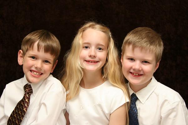 Baptism Portraits