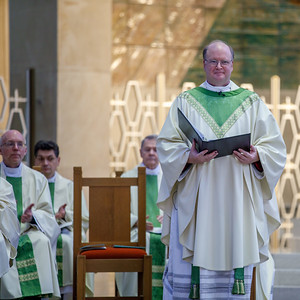 2018 Cathedral Rector Installation