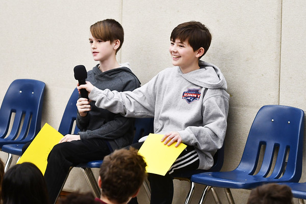Seventh Grader Wins This Year's Middle School Spelling Bee