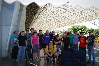 Nicaragua Service Trip 2012