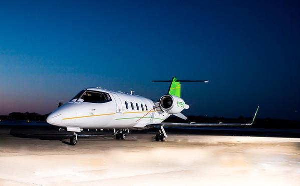 Lear Jet 60 N275HZ (High Res)