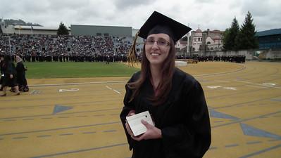 Ashleigh Graduation