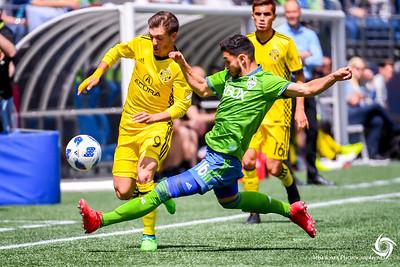 Columbus Crew vs Seattle Sounders FC 5-5-18