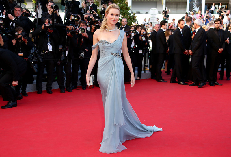 """. Naomi Watts attends the \""""How To Train Your Dragon 2\"""" premiere during the 67th Annual Cannes Film Festival on May 16, 2014 in Cannes, France.  (Photo by Vittorio Zunino Celotto/Getty Images)"""