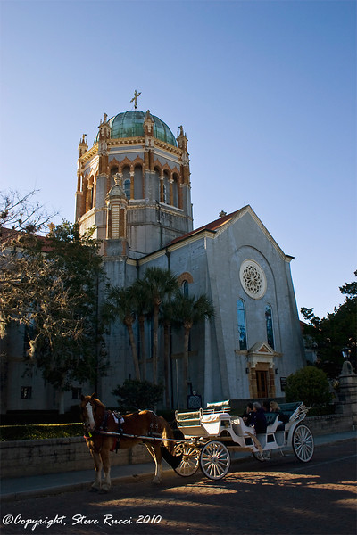 Memorial Presbyterian Church, St. Augustine, Florida