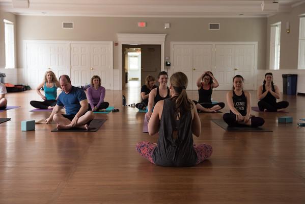 Yoga with Spirit 2019