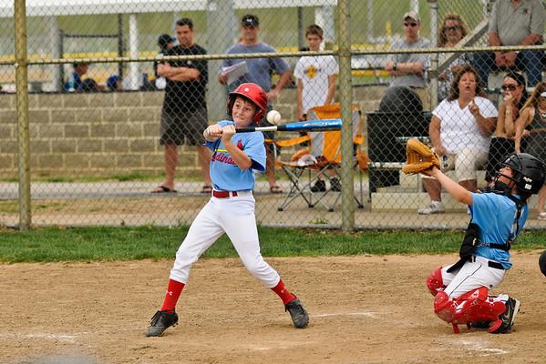 Cardinals April 2011 League Play